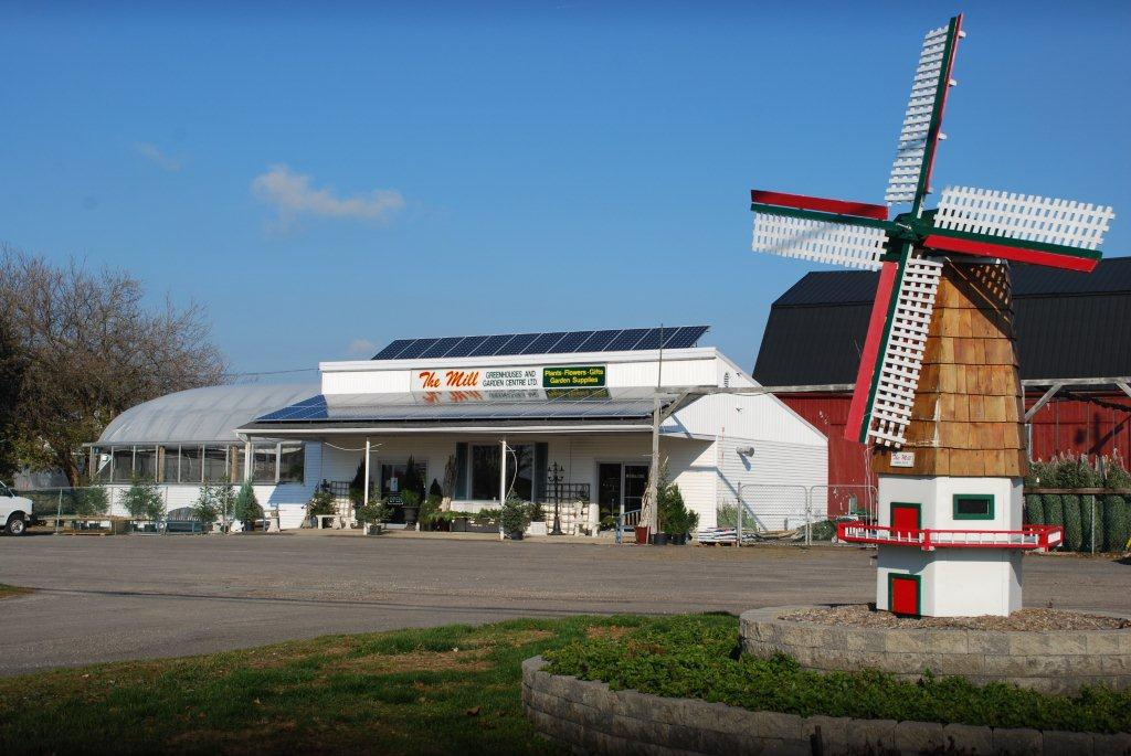 The Mill Greenhouses and Garden Centre